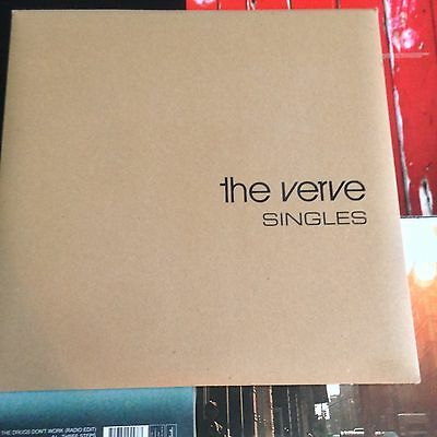 "The Verve- 4 x 12"" Singles Mailer....HUTTX 100....1998"
