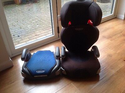2 Graco Booster Seats