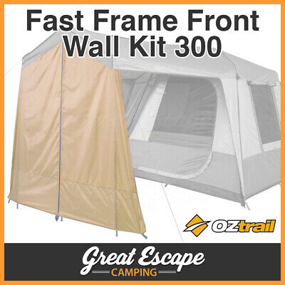 OZtrail Fast Frame Front Wall Kit to suit 300 Cruiser or Tourer