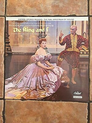 Rodgers & Hammerstein - King And I - Record Lp