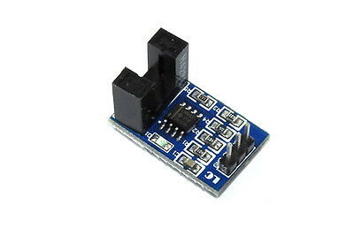LC Technology Slotted Speed Sensor Module 393-Photoelectric IR Flux Workshop