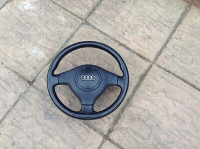 audi steering wheel a3? With airbag