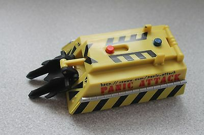 Large Friction Toy Of Panic Attack 4 Bbc Robot Wars