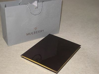 Mulberry Note Book