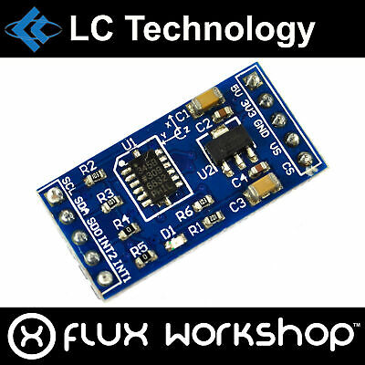 LC Technology ADXL345 3 Axis Accelerometer Module I2C SPI 16g Flux Workshop