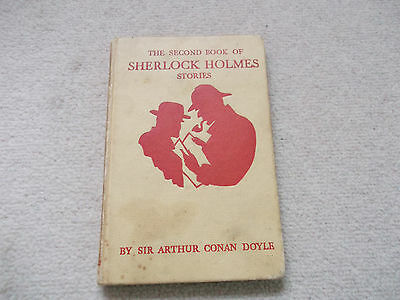 The Second Book of Sherlock Holmes Stories - Collectable