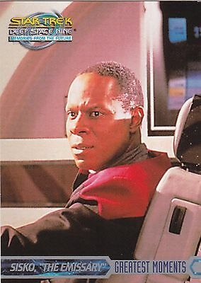 Star Trek DS9: Memories From The Future. Base Set by Skybox.