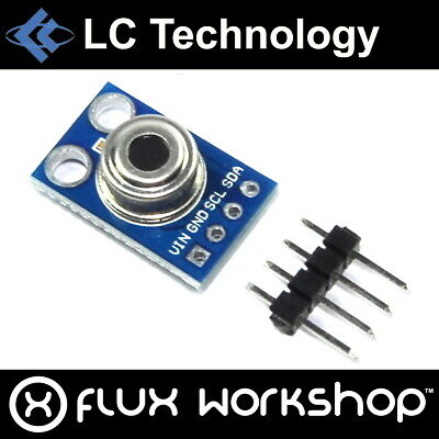 LC Technology Infrared Temperature Sensor Module MLX90614 Arduino Flux Workshop