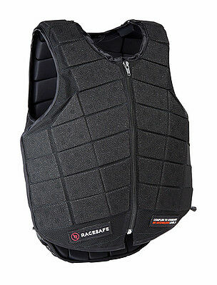 Racesafe Provent 3.0 Body Protector, Adult, Short, Regular, Tall