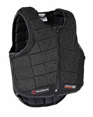 Racesafe Jockey Vest Level 3, European Standard EN13158:2009 (Level 3)