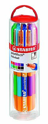 STABILO point Visco Drum 10er Etui - Tintenroller  1099/10-01