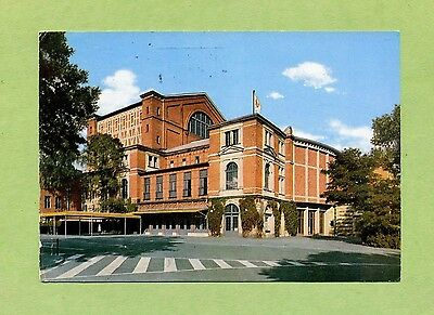 Cartolina / Postcard - GERMANIA , BAYREUTH #D762