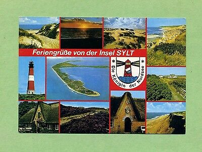 Cartolina / Postcard - GERMANIA , SYLT VIEW #D772