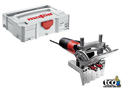 Mafell Duo Doweller Jointer   DD40G MaxiMax 240V   Systainer T-Max   916031