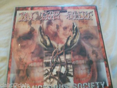 IN THE SHIT  a cancerous society lp new and in stock