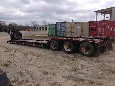 fontaine 120107gvwr self contained hyd sys