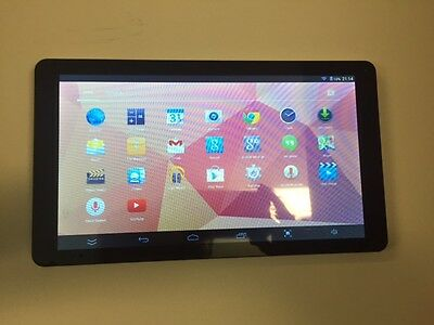 """Used 10.1"""" Android Tablet 8Gb Wifi A33 Quad Core"""