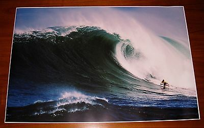 """Andy Irons 20x30"""" Poster Print From 2004 Eddie Aikau Event"""