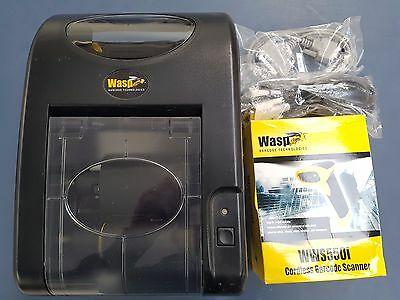WASP Inventory technologies Barcode Scanner, Software and Printer