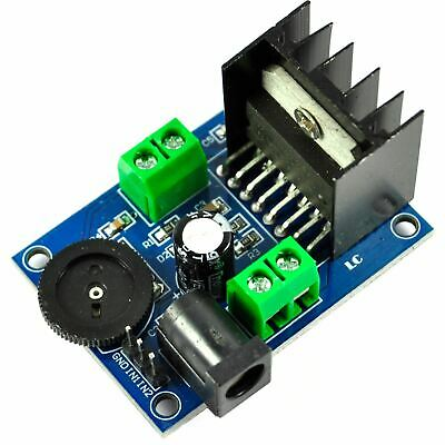 LC Technology TDA7266 14W Dual Channel Audio Amplifier Module kHz Flux Workshop