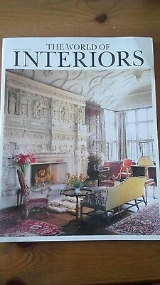 World of Interiors Magazine March 2010