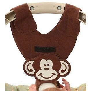New Hands Free Baby Bottle Holder- Bebe bottle Sling Infant Feeding Monkey