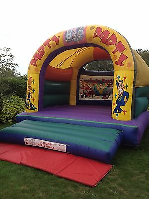Adult Commercial Bouncy Castle 18ft X 15ft