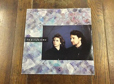 Clannad - In A Lifetime - Vinyl Single - Very Good Condition