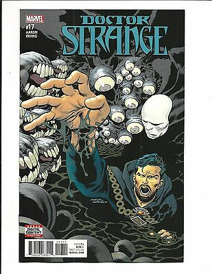 DOCTOR STRANGE # 17 (APR 2017), NM NEW (Bagged & Boarded)