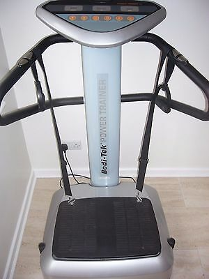Body Tec - vibration plate exercise machine / Power Trainer