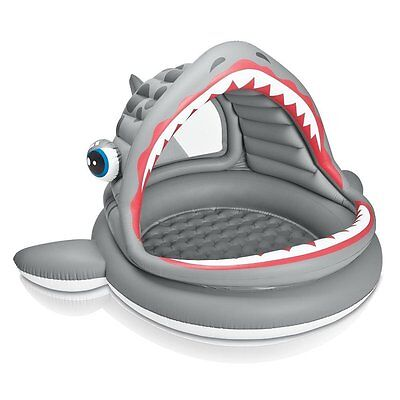 Intex Roaring Shark Paddling Pool & Ball Pit! Great fun for indoors and out.