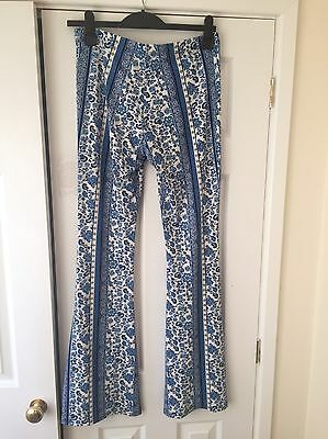 H&M Trousers Flares Size 12