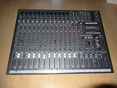 Mackie CFX16 Mixing Desk - Superb Condition! 16 Channel Integrated Mixer Desk!!