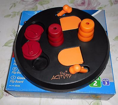 small dog actitvity toy good used condition boxed