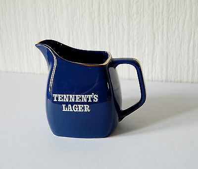 Vintage Wade Tennent'S Lager Water Jug