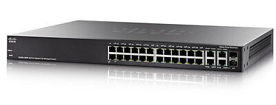 Sg300-28Mp 28-Port Gigabit Max- Poe Managed Switch               In