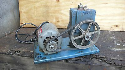 Vacuum Pump-Marvac Scientific Co #2 RR1-9