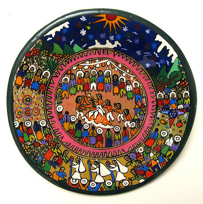 Decorative Mexican Wall Plate