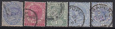 QV Straits Settlements (Used)