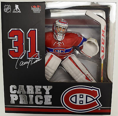 """NHL Import Dragon Figures Carey Price 12"""" Action Figure Limited 1750"""