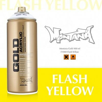 Montana Gold flash yellow