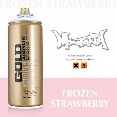 Montana Gold frozen strawberry
