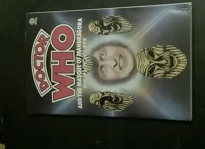 Doctor Who and the Masque Of Mandragora NEW