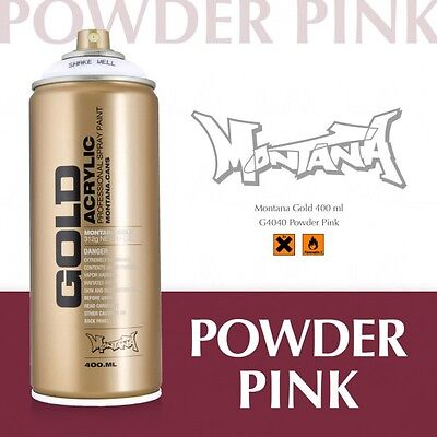 Montana Gold powder pink