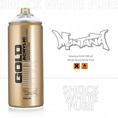 Montana Gold shock white pure (S9120)