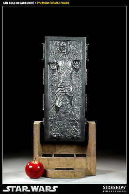 Sideshow Han Solo in Carbonite - Premium Format Statue STAR WARS