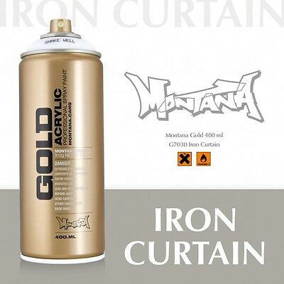 Montana Gold iron curtain (7030)
