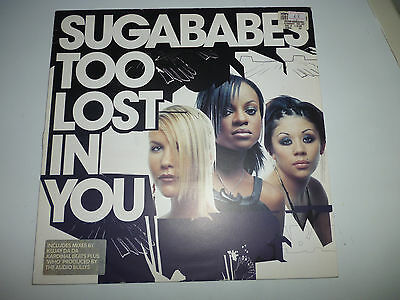 "Sugababes Too Lost In You 12"" Single"