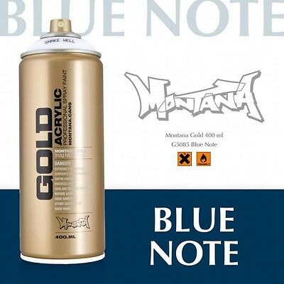 Montana Gold blue note