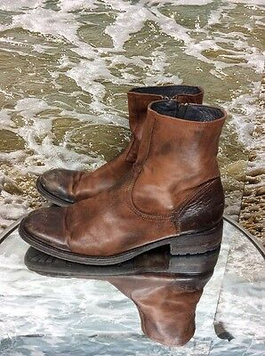 To Boot New York Men's Ankle Boot: Size 11 M: Brown